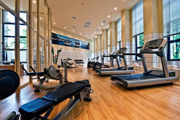 phòng gym căn hộ galaxy 9