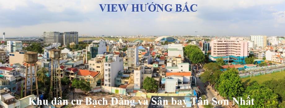 view huong Bac botanica premier
