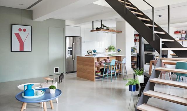 Ngôi nhà rộng 165 m2 sơn màu trắng tinh tế - Ảnh 4.  - 1544181030 489 Ng  i nh   r   ng 165 m2 s  n m  u tr   ng tinh t    - Ngôi nhà rộng 165 m2 sơn màu trắng tinh tế