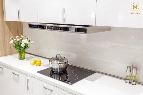 Không gian nhà bếp với thiết bị của Malloca trở nên tinh tế, đẳng cấp  - anh 1 8246 1544759886 - Khánh Vy House phân phối SP nhà bếp Malloca chất lượng