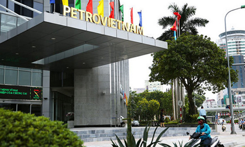 Trụ sở Tập đoàn Dầu khí Việt Nam.  - PVN 6782 1547195059 - Cán bộ PVN vẫn lo rủi ro pháp lý sau loạt đại án