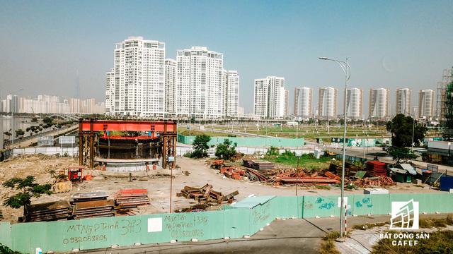 Cận cảnh những dự án giao thông đang làm thay đổi thị trường bất động sản TP.HCM - Ảnh 15.  - dji0002 1549850990854303051434 - Cận cảnh những dự án giao thông đang làm thay đổi thị trường BĐS thành phố.Hồ Chí Minh