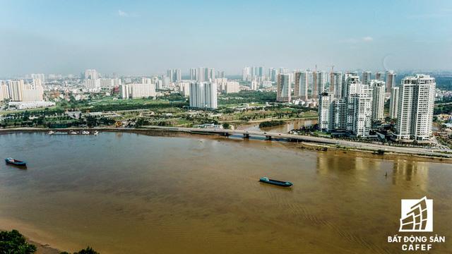 Cận cảnh những dự án giao thông đang làm thay đổi thị trường bất động sản TP.HCM - Ảnh 3.  - dji0014 15498502093811855791409 - Cận cảnh những dự án giao thông đang làm thay đổi thị trường BĐS thành phố.Hồ Chí Minh