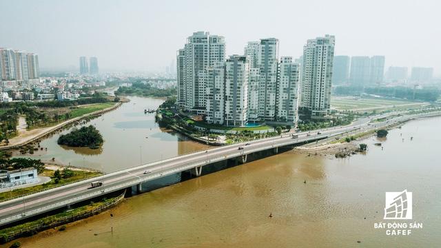 Cận cảnh những dự án giao thông đang làm thay đổi thị trường bất động sản TP.HCM - Ảnh 4.  - dji0018 1549850291652977367397 - Cận cảnh những dự án giao thông đang làm thay đổi thị trường BĐS thành phố.Hồ Chí Minh