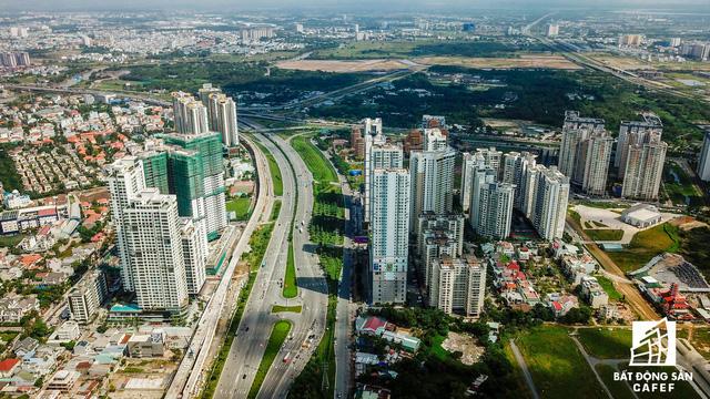 Cận cảnh những dự án giao thông đang làm thay đổi thị trường bất động sản TP.HCM - Ảnh 13.  - dji0161 15498508398621209467371 - Cận cảnh những dự án giao thông đang làm thay đổi thị trường BĐS thành phố.Hồ Chí Minh