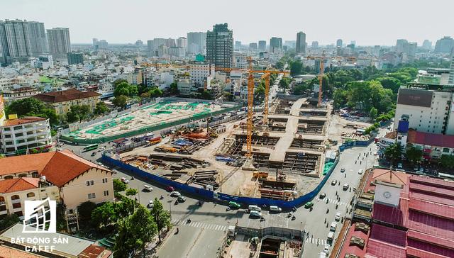 Cận cảnh những dự án giao thông đang làm thay đổi thị trường bất động sản TP.HCM - Ảnh 8.  - dji0219 15498505019951652755734 - Cận cảnh những dự án giao thông đang làm thay đổi thị trường BĐS thành phố.Hồ Chí Minh