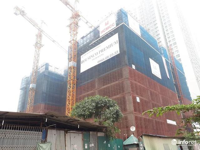 Hà Nội: Nhiều công trường dự án vẫn im lìm nghỉ Tết - Ảnh 5.  - photo 4 15500478951811239915712 - HN: Nhiều công trường dự án vẫn im lìm nghỉ Tết