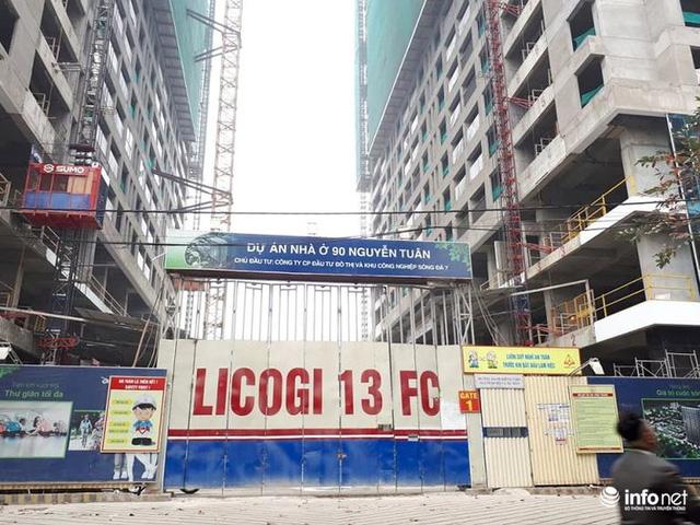 Hà Nội: Nhiều công trường dự án vẫn im lìm nghỉ Tết - Ảnh 7.  - photo 6 15500478951831273337241 - HN: Nhiều công trường dự án vẫn im lìm nghỉ Tết