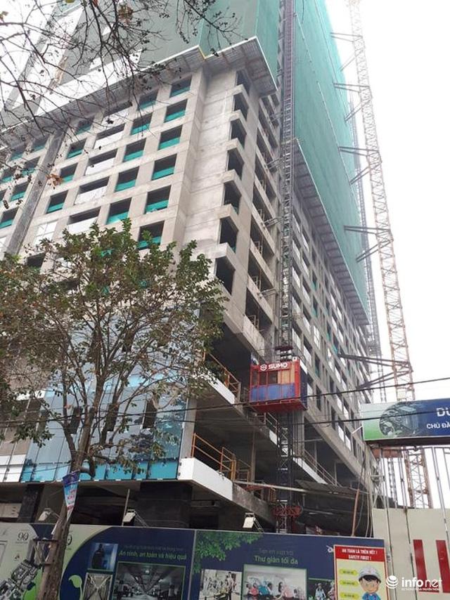 Hà Nội: Nhiều công trường dự án vẫn im lìm nghỉ Tết - Ảnh 8.  - photo 7 15500478951841983033463 - HN: Nhiều công trường dự án vẫn im lìm nghỉ Tết