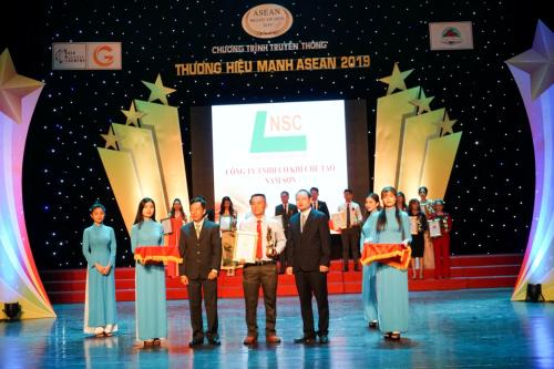 Công ty TNHH Cơ khí chế tạo Nam Sơn – Đạt top 100  - 1288082343 w500 3448 1555066496 - Máy hút thổi Nam Sơn đạt giải 'Thương hiệu mạnh ASEAN'