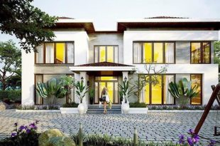Nhà 1,5 tỷ đồng thiết kế đẹp như biệt thự hạng sang  - photo1558346239890 1558346240058 crop 15583462433181322513099 310x205 - Nhà 1,5 tỷ. đ thiết kế đẹp như b.thự hạng sang
