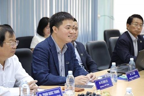 Ông Vũ Đình Độ- Chủ tịch HĐQT DNP Corp mong muốn IFC sẽ tiếp tục đầu tư và hỗ trợ hoạt động các hội hoá ngành nước tại Việt Nam  - 2 1967 1565865815 - DNP Water kỳ vọng IFC gia tăng hỗ trợ ngành nước VN
