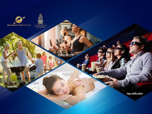 Sunshine City Sài Gòn kiến tạo lối sống mới cùng tổ hợp tiện ích hạng sang - Ảnh 2.  - photo 2 15658562201621666017234 - Sunshine City SG kiến tạo lối sống mới cùng tổ hợp tiện ích hạng sang