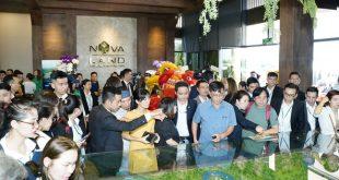Tập đoàn Novaland lấn sân bất động sản Đồng Nai  - khach tham quan sa ban du an khu do thi sinh thai thong minh aqua city 2 157103491859897868269 crop 15710349265661505857184 310x165 - Tập đoàn Novaland lấn sân BĐS Đ.Nai