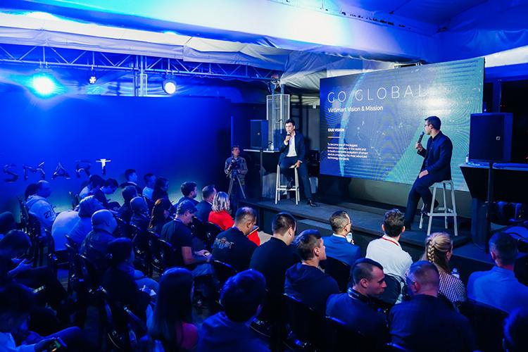 Sự kiện ra mắt Vinsmart tại Nga.  - vsmart nga 3 2149 1570237293 - Vinsmart ra mắt thị trường Nga