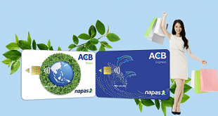 ACB đưa thông điệp môi trường vào thẻ tín dụng nội địa  - 773 1575020985 1575021796 2832 1575025030 1200x0 310x165 - ACB đưa thông điệp môi trường vào thẻ tín dụng nội địa