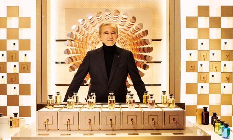 Ông trùm ngành hàng xa xỉ Arnault.  - Avarrrr 8531 1573399773 - Những 'cuộc săn mồi' của ông chủ Louis Vuitton, Dior