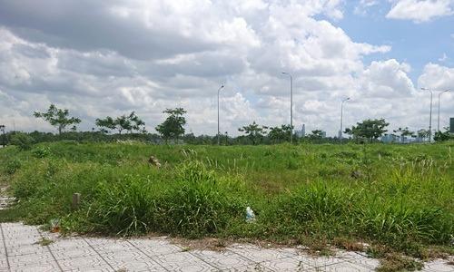 Đất nền phía Đông TP HCM. Ảnh: Vũ Lê  - a tb dat nen 4121 1573310869 - Đề xuất cấm giao dịch nền đất qua vi bằng