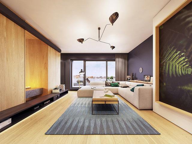 Chiêm ngưỡng căn hộ thiết kế ngẫu hứng đẹp cuốn hút - Ảnh 1.  - photo 1 15756900074691320563887 - Chiêm ngưỡng căn hộ thiết kế ngẫu hứng đẹp cuốn hút