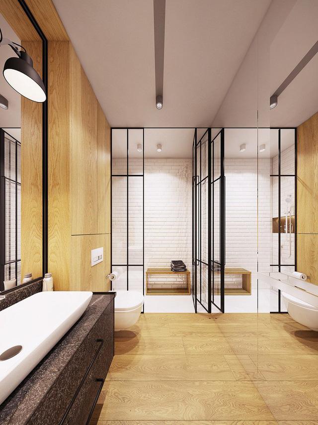 Chiêm ngưỡng căn hộ thiết kế ngẫu hứng đẹp cuốn hút - Ảnh 8.  - photo 7 15756900102971974267847 - Chiêm ngưỡng căn hộ thiết kế ngẫu hứng đẹp cuốn hút