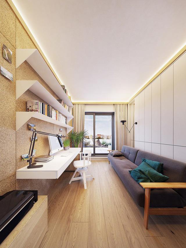 Chiêm ngưỡng căn hộ thiết kế ngẫu hứng đẹp cuốn hút - Ảnh 9.  - photo 8 15756900102981707993376 - Chiêm ngưỡng căn hộ thiết kế ngẫu hứng đẹp cuốn hút