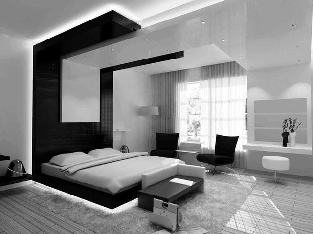 Căn hộ nội thất màu đen vô cùng huyền bí và sang trọng - Ảnh 5.  - photo 4 15783853356451534887225 - Chung cư nội thất màu đen vô cùng huyền bí và sang trọng