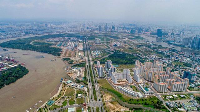 TP HCM tổ chức đấu giá 3 lô đất ở Thủ Thiêm - Ảnh 1.  - photo 1 1588323761378626669017 - thành phố Hồ Chí Minh tổ chức đấu giá 3 lô đất ở Thủ Thiêm