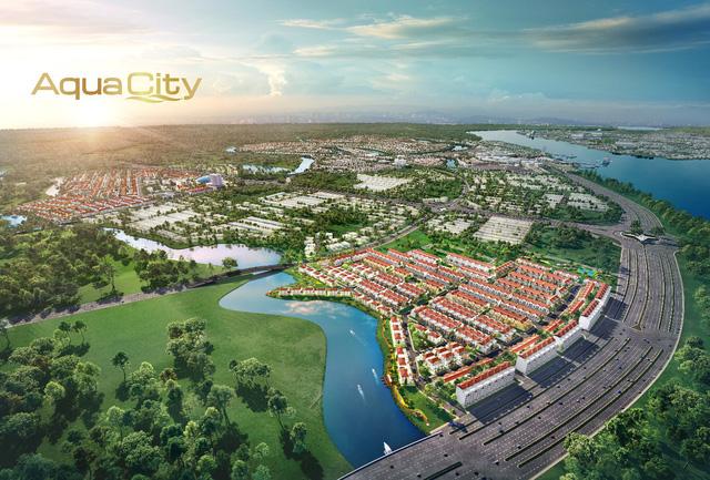 Bất động sản sinh thái phía Đông Sài Gòn hút nhà đầu tư đất Bắc - Ảnh 1.  - photo 1 15900517105361231861071 - BĐS sinh thái phía Đông SG hút nhà đầu tư đất Bắc