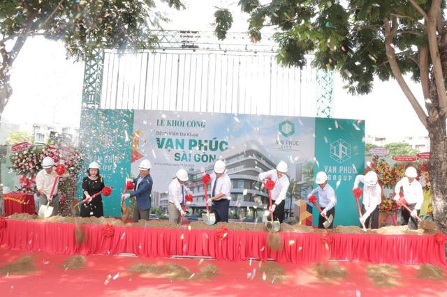 Khởi công Bệnh viện Vạn Phúc - Sài Gòn tại Van Phuc City - Ảnh 1.  - photo 1 15901332736281728921333 - Khởi công Bệnh viện Vạn Phúc – SG tại Van Phuc City