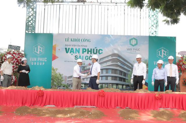 Khởi công Bệnh viện Vạn Phúc - Sài Gòn tại Van Phuc City - Ảnh 2.  - photo 1 1590133279320681764805 - Khởi công Bệnh viện Vạn Phúc – SG tại Van Phuc City