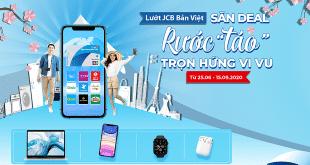 Bản Việt tung ưu đãi cho chủ thẻ tín dụng JCB  - chi tieu jcb hinh bao chi 1593 7312 2924 1593140050 1200x0 310x165 - Bản Việt tung ưu đãi cho chủ thẻ tín dụng JCB