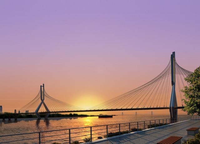 Cú hích cầu Tứ Liên: Tương lai của những đô thị ven sông - Ảnh 2.  - photo 2 15942809858311745442217 - Cú hích cầu Tứ Liên: Tương lai của những đô thị ven sông