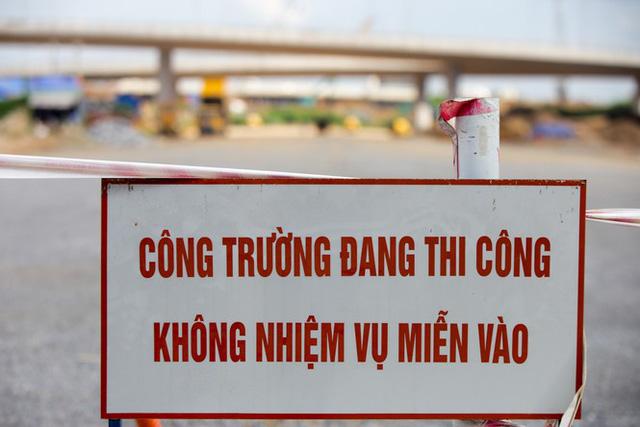 Toàn cảnh đại công trường 402 tỷ đồng nối vành đai 3 với cao tốc Hà Nội - Hải Phòng - Ảnh 14.  - photo 13 16001579037901435476869 - Toàn cảnh đại công trường 402 tỷ. đ nối vành đai 3 với cao tốc HN – Hải Phòng