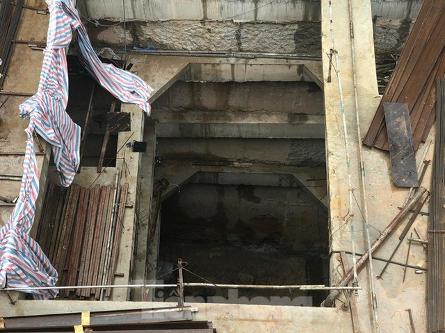 Hà Nội xin lùi báo cáo Thủ tướng về cấp phép 4 tầng hầm cho nhà riêng lẻ - Ảnh 2.  - photo 1 1603786877659213363813 - HN xin lùi báo cáo Thủ tướng về cấp phép 4 tầng hầm cho nhà riêng lẻ