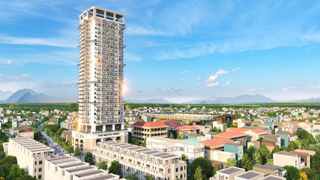 Thái Nguyên Tower tạo nên sức hút mạnh mẽ tại thị trường BĐS khu vực - Ảnh 1.  - photo 1 16061034784801302973220 - Thái Nguyên Tower tạo nên sức hút mạnh mẽ tại thị trường bất động sản khu vực