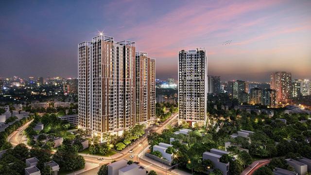 Thị trường nhà ở Hà Nội: Sôi động cuối năm, căn hộ trung tâm lên ngôi - Ảnh 1.  - photo 1 16061048427922128623583 - Thị trường nhà ở HN: Sôi động cuối năm, căn hộ trung tâm lên ngôi