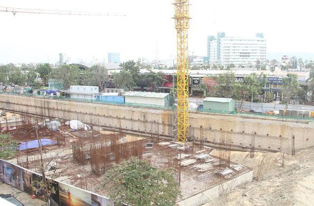 Công ty bất động sản Đô Thành xây dựng công trình ngàn tỉ không phép - Ảnh 1.  - photo 1 1615519311999717265664 - Cty BĐS Đô Thành XD công trình ngàn tỉ không phép