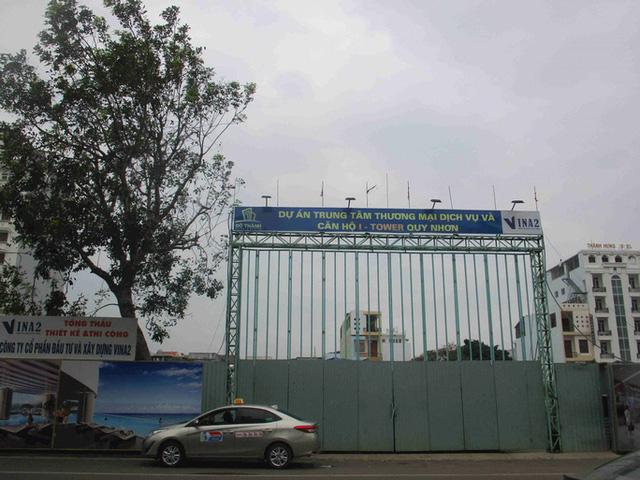 Công ty bất động sản Đô Thành xây dựng công trình ngàn tỉ không phép - Ảnh 2.  - photo 1 16155193130951131267912 - Cty BĐS Đô Thành XD công trình ngàn tỉ không phép