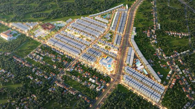 Uy tín của chủ đầu tư đảm bảo cho sự tăng trưởng của Khu đô thị Diamond City - Ảnh 1.  - photo 1 16182839167981283685326 - Uy tín của CĐT đảm bảo cho sự tăng trưởng của KĐT Diamond City