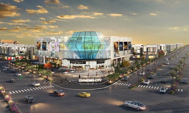Uy tín của chủ đầu tư đảm bảo cho sự tăng trưởng của Khu đô thị Diamond City - Ảnh 2.  - photo 2 16182839168041923051028 - Uy tín của CĐT đảm bảo cho sự tăng trưởng của KĐT Diamond City